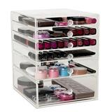Acrylic Makeup Drawer F15007M