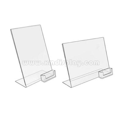 Acrylic Business Card Holder F15007C