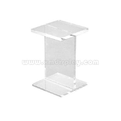 Acrylic I-Beam Table F16005N
