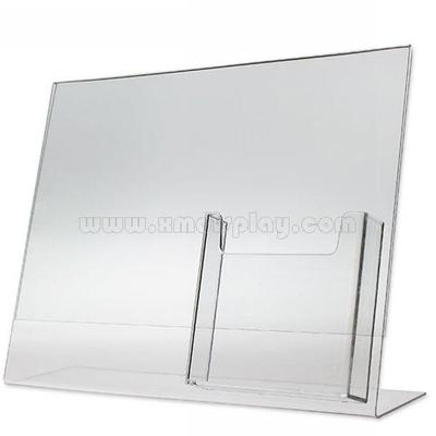Acrylic Brochure Holder F15005B