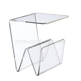 Acrylic Lamp Table F16003N