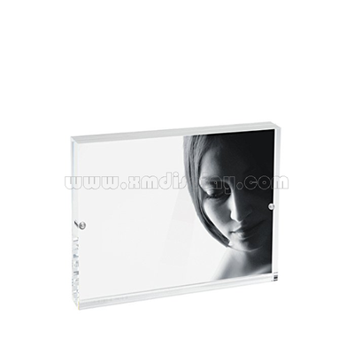 Clear Acrylic Photo Frame F15008P
