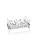 12-Hole Acrylic Wine Display Rack F15001W