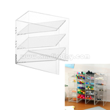 Acrylic Desk Rack F15006D