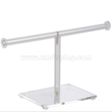 Acrylic T Bar Stands for Countertop Jewelry Displays F15002J