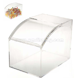 Acrylic Candy Bins Slide-in door F15003F