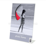Slanted Acrylic Photo Frame F15009P