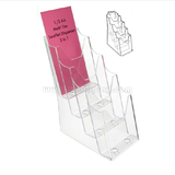 Multi-Tier Leaflet Dispenser 3 in 1 F15004B
